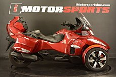 2015 Can-Am Spyder RT for sale 200567998