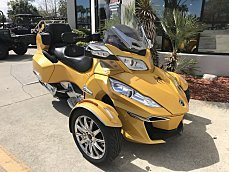2015 Can-Am Spyder RT for sale 200571283