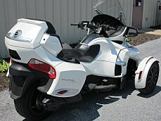 2015 Can-Am Spyder RT for sale 200581414