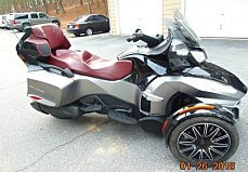 2015 Can-Am Spyder RT for sale 200590508