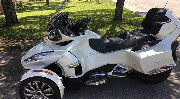 2015 Can-Am Spyder RT for sale 200620751