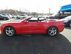 2015 Chevrolet Camaro LT Convertible for sale 100746958