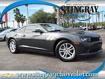 2015 Chevrolet Camaro LS Coupe for sale 100723414