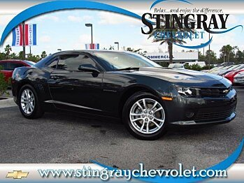 2015 Chevrolet Camaro LS Coupe for sale 100746553