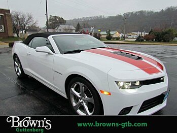 2015 Chevrolet Camaro SS Convertible for sale 100924667