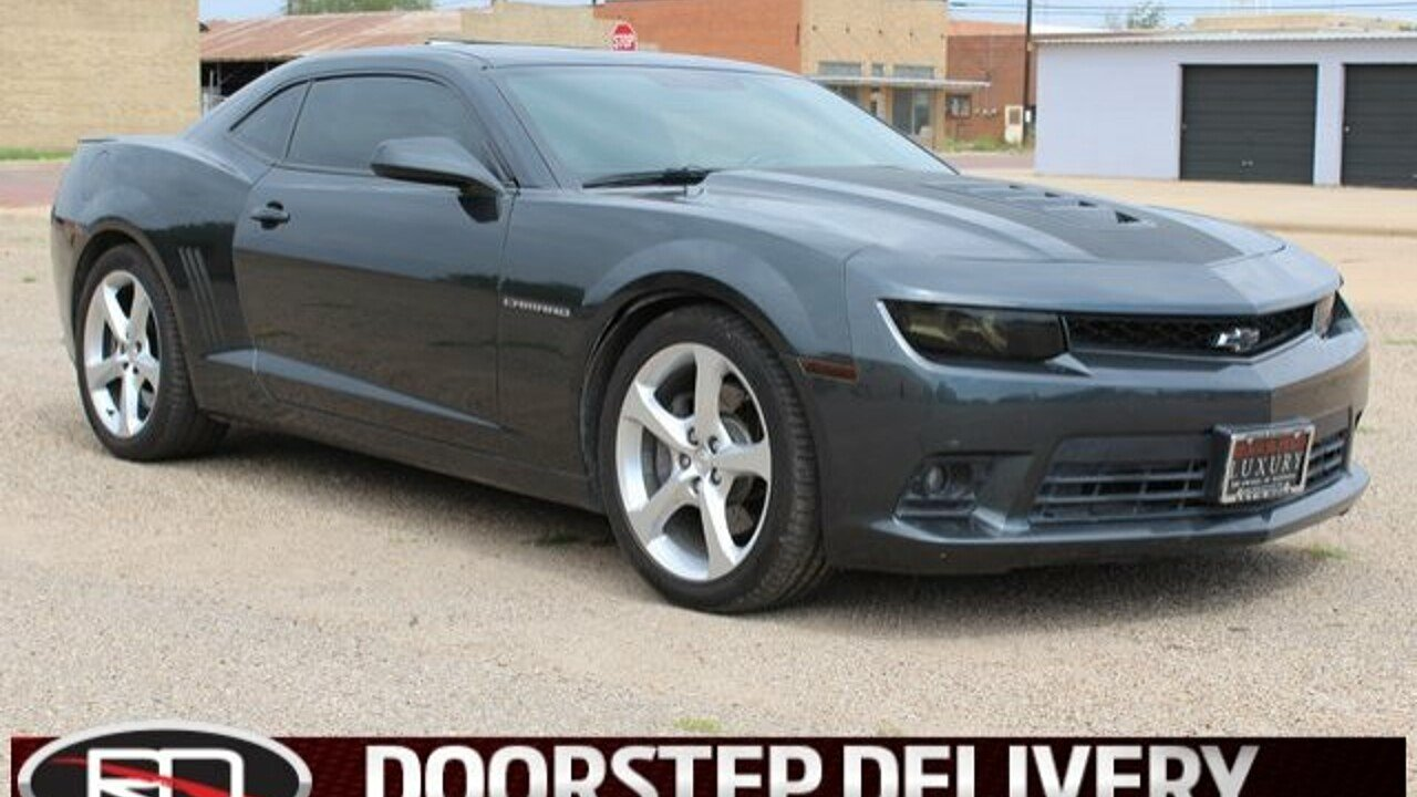 2015 Chevrolet Camaro SS Coupe for sale 101007522