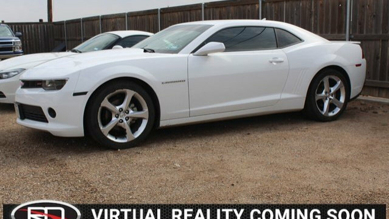 2015 Chevrolet Camaro LT Coupe for sale 101009279