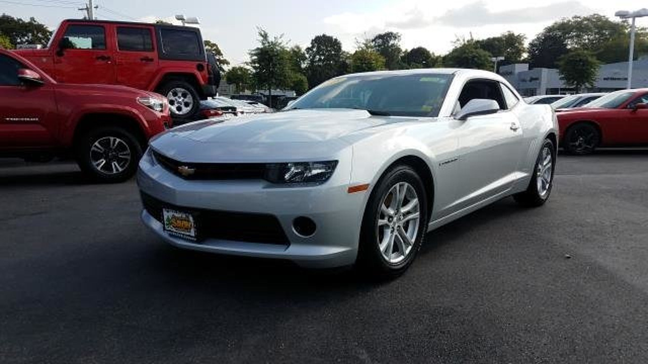 2015 Chevrolet Camaro LS Coupe for sale 101040275
