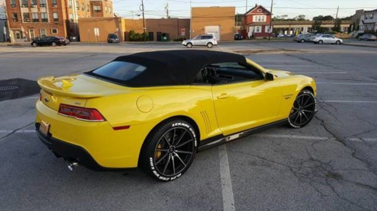 2015 chevrolet camaro ss convertible for  near riverhead, new