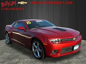 2015 Chevrolet Camaro SS Coupe for sale 100789633