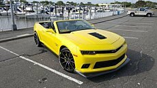 2015 Chevrolet Camaro SS Convertible for sale 100798608