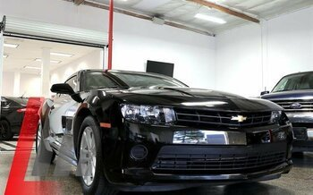 2015 Chevrolet Camaro LS Coupe for sale 100873262
