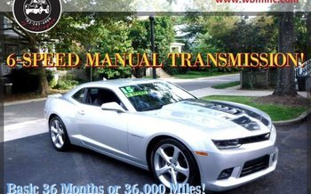 2015 Chevrolet Camaro SS Coupe for sale 100907018
