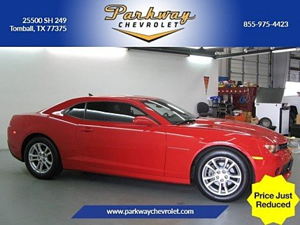 2015 Chevrolet Camaro LS Coupe for sale 100958019