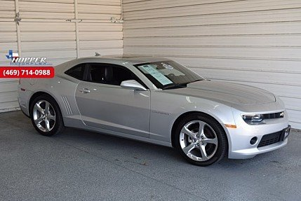 2015 Chevrolet Camaro LT Coupe for sale 100962444