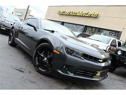 2015 Chevrolet Camaro SS Coupe for sale 100986984