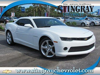 2015 Chevrolet Camaro LT Coupe for sale 100999449
