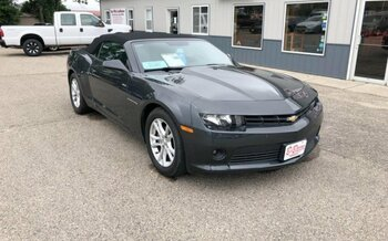 2015 Chevrolet Camaro LT Convertible for sale 101014652