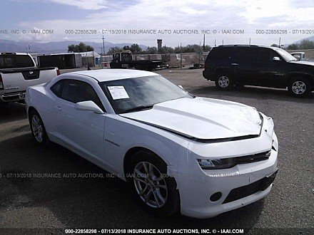 2015 Chevrolet Camaro LS Coupe for sale 101015114