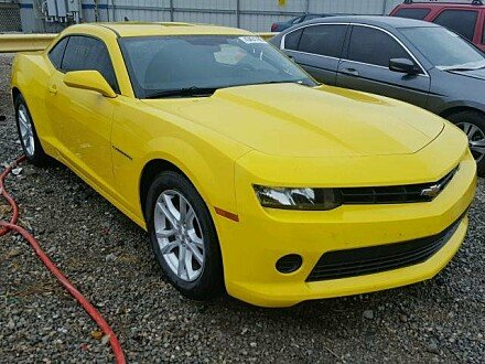 2015 Chevrolet Camaro LS Coupe for sale 101033129