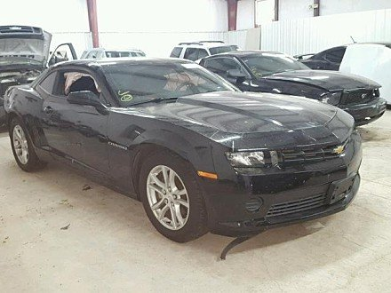 2015 Chevrolet Camaro LS Coupe for sale 101052116