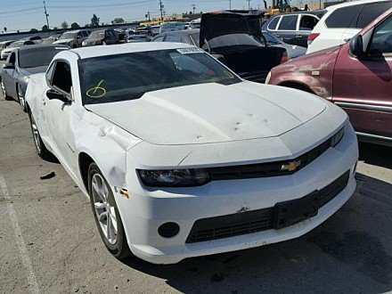 2015 Chevrolet Camaro LS Coupe for sale 101052120