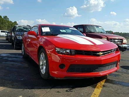 2015 Chevrolet Camaro LS Coupe for sale 101055669