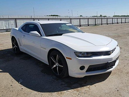 2015 Chevrolet Camaro LS Coupe for sale 101056189
