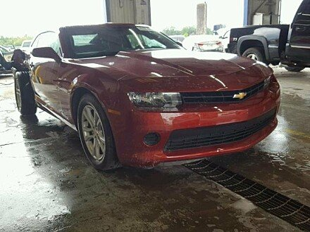 2015 Chevrolet Camaro LS Coupe for sale 101056746