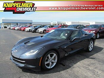2015 Chevrolet Corvette Coupe for sale 100725110