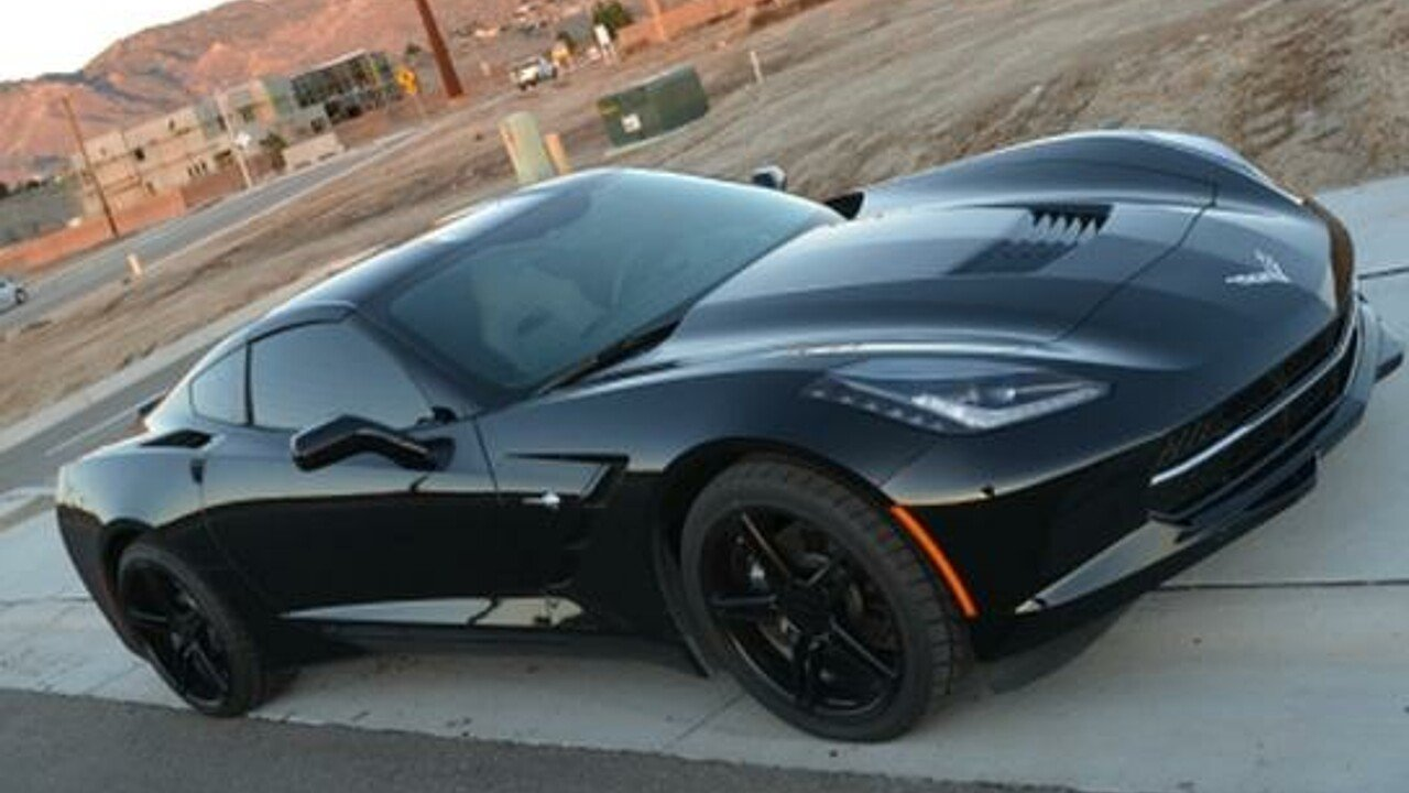 2015 Chevrolet Corvette Coupe for sale 100750451