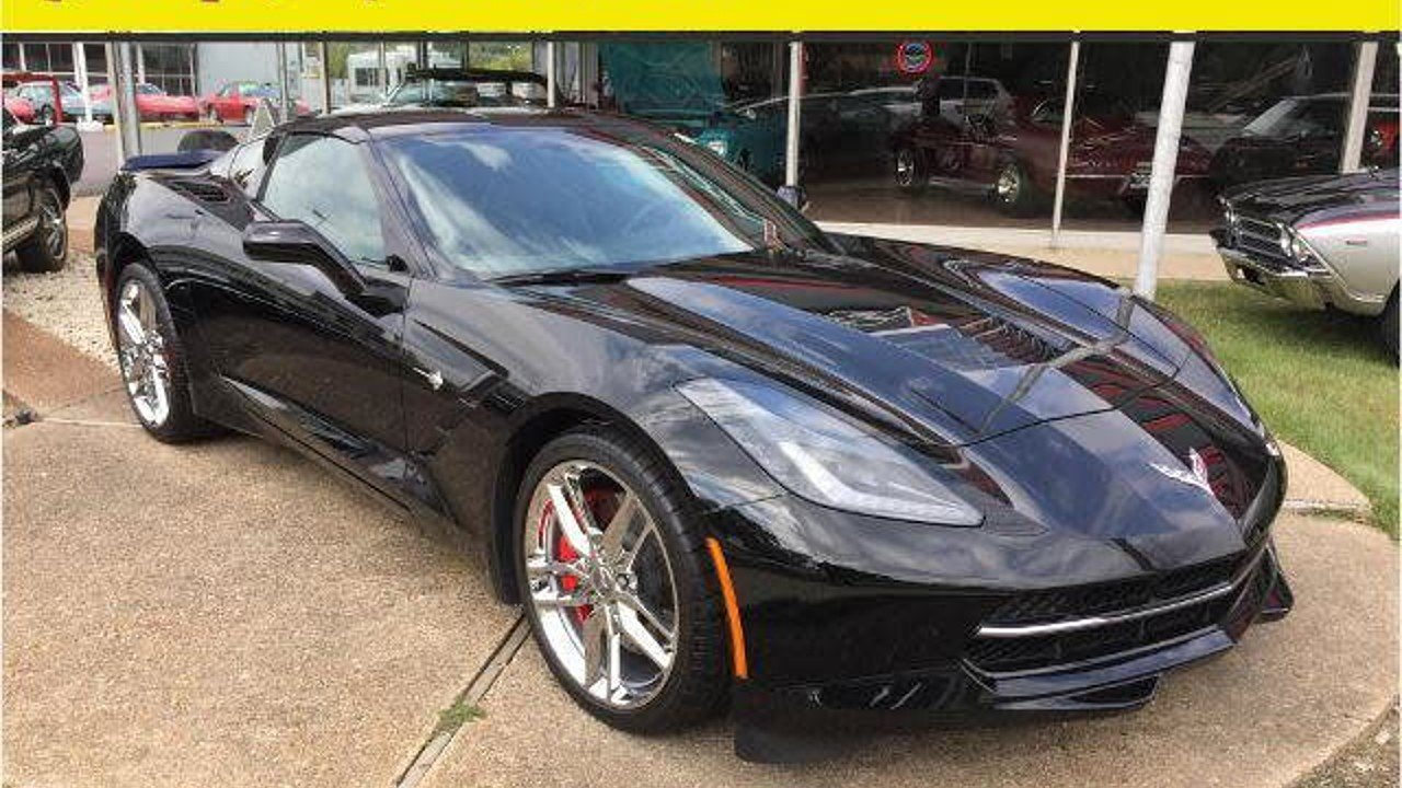 2015 Chevrolet Corvette Coupe for sale 100904972