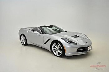 2015 Chevrolet Corvette Convertible for sale 100924638