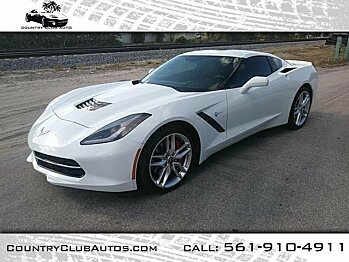 2015 Chevrolet Corvette Coupe for sale 100971454