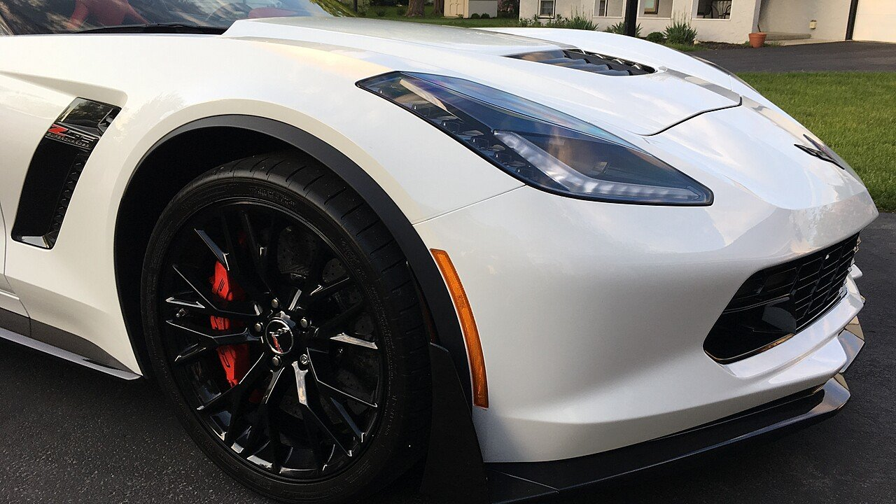 2015 Chevrolet Corvette Z06 Coupe for sale 100951398