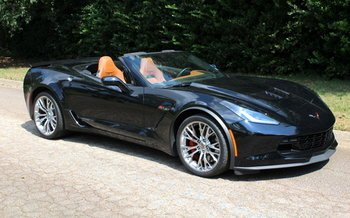 2015 Chevrolet Corvette Z06 Convertible for sale 100907370
