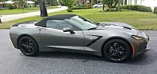 2015 Chevrolet Corvette Convertible for sale 100753777