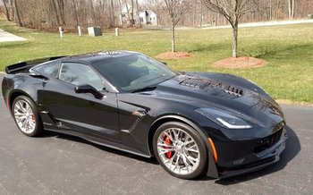 2015 Chevrolet Corvette Z06 Coupe for sale 100772505
