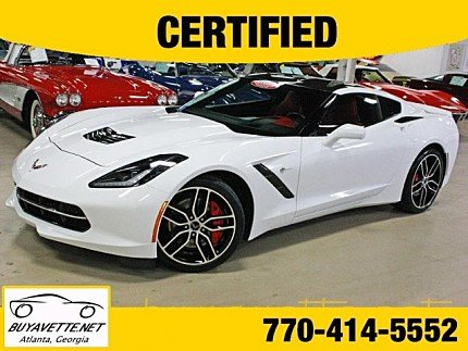 2015 Chevrolet Corvette Coupe for sale 100884636