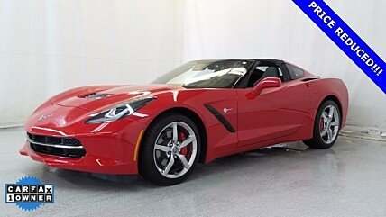 2015 Chevrolet Corvette Coupe for sale 100885792