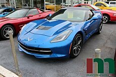2015 Chevrolet Corvette Convertible for sale 100923352