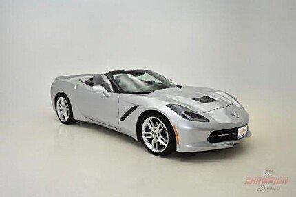 2015 Chevrolet Corvette Convertible for sale 100924638