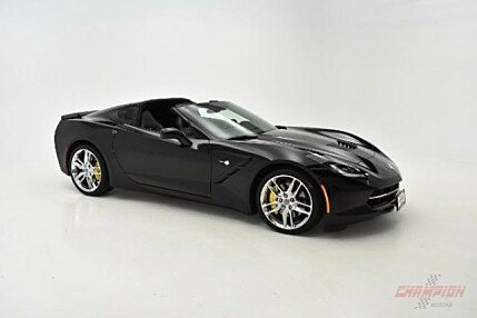 2015 Chevrolet Corvette Coupe for sale 100926945