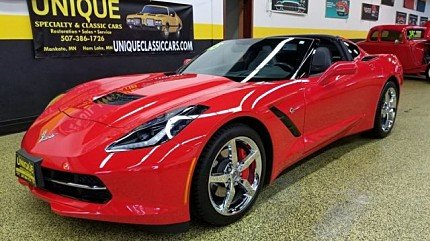 2015 Chevrolet Corvette Coupe for sale 100928052