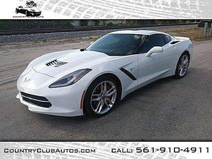 2015 Chevrolet Corvette Coupe for sale 100971454