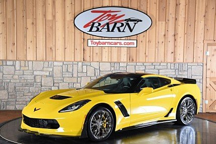 2015 Chevrolet Corvette Z06 Coupe for sale 101003669