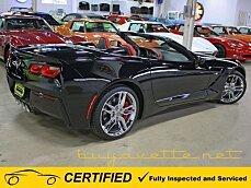 2015 Chevrolet Corvette Convertible for sale 101010283