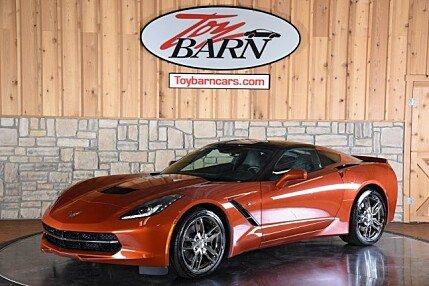 2015 Chevrolet Corvette Coupe for sale 101018089