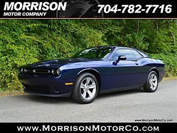 2015 Dodge Challenger SXT for sale 100889060