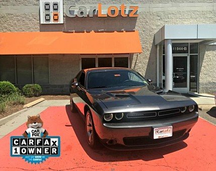 2015 Dodge Challenger SXT for sale 100991889